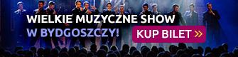 12 Tenors w Bydgoszczy