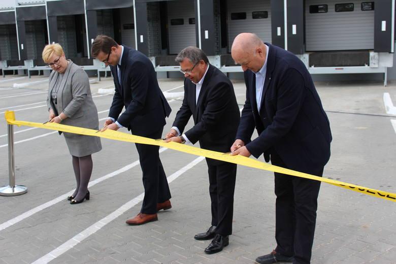 W środę (8 maja) odbyło się w Bydgoszczy oficjalne otwarcie hali F wybudowanej ramach drugiego etapu inwestycji Waimea Logistic Park Bydgoszcz. Inwestorem