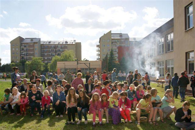 Piknik muzyczny w Starachowicach