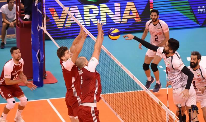 MŚ 2018: Polska - Iran