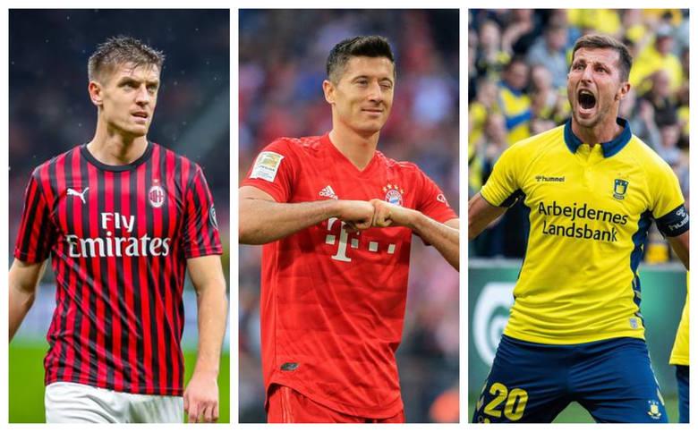Robert Lewandowski nie zdobył w weekend bramki, wciąż prowadzi jednak w klasyfikacji strzelców Bundesligi. Inni nasi piłkarze w zagranicznych ligach