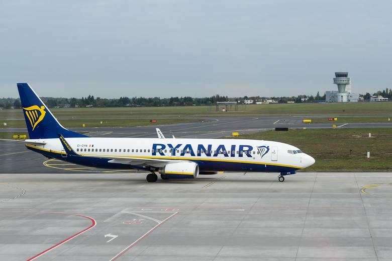Samolot z poznańskiego lotniska Ławica do Lwowa będzie latać dwa razy w tygodniu.