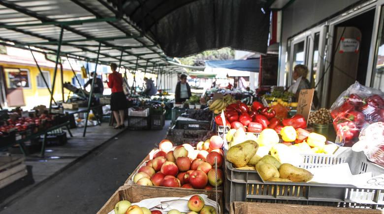 Mieszkańcy obawiają się likwidacji zielonego rynku przy ul. Staszica w Rzeszowie