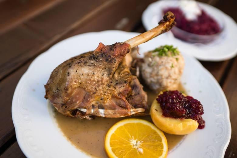 W Burgenlandzie musicie spróbować gęsi - lokalnego przysmaku