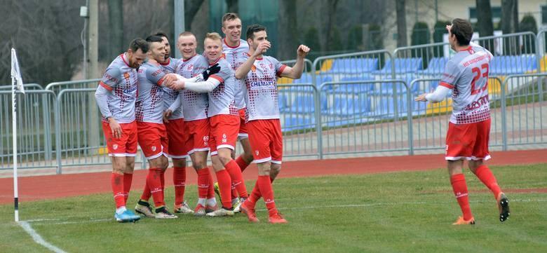 Awans do 3 ligi gr. 4: KS Wiązownica (z 4 liga podkarpacka)