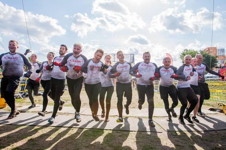 15.09.2018 gdansk. runmageddon w parku regana fot. piotr hukalo / dziennik baltycki / polska press
