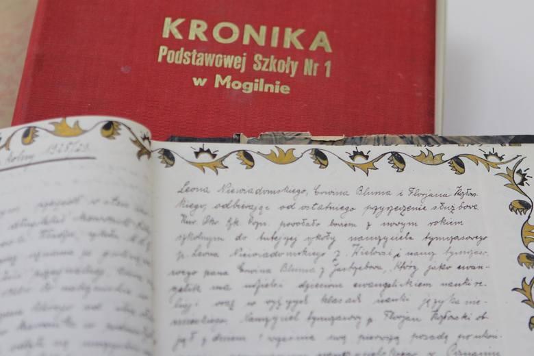 Leon Niewiadomski - po wojnie wrócił do Mogilna