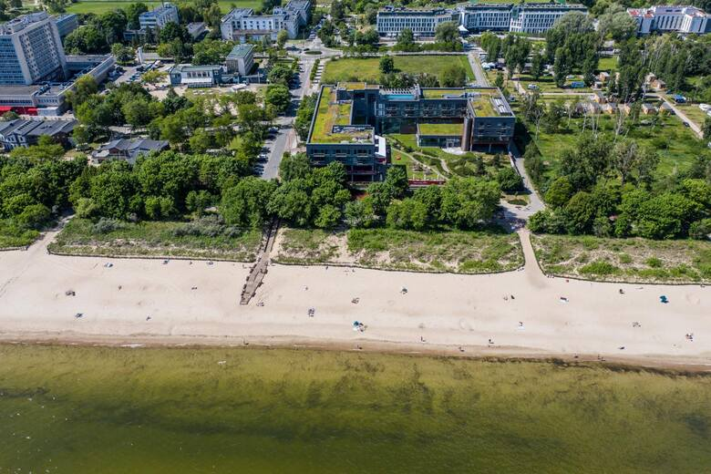 Hotel Sopot Marriott Resort & Spa jest domem reprezentacji Polski w piłce nożnej na czas jej gry w Euro 2020