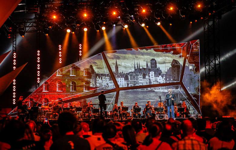 """Koncert """"Tak zaczynała się wojna"""" w Gdańsku. Znani polscy wykonawcy uczcili 80. rocznicę wybuchu II wojny światowej [zdjęcia]"""
