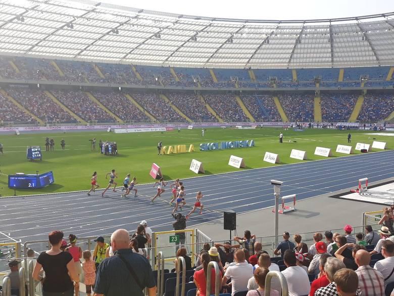 Memoriał Kamili Skolimowskiej na Stadionie Śląskim  2018