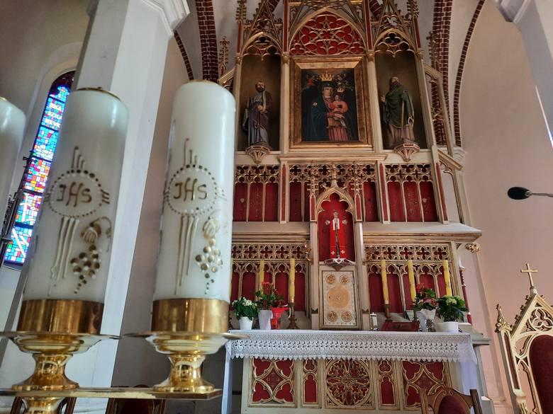 Dziś Matka Boża Klewańska znajduje się w ołtarzu głównym skwierzyńskiego kościoła pw. św. Mikołaja