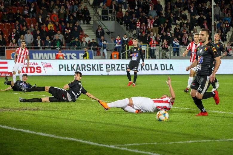Cracovia przegrała z Jagiellonią 0:1