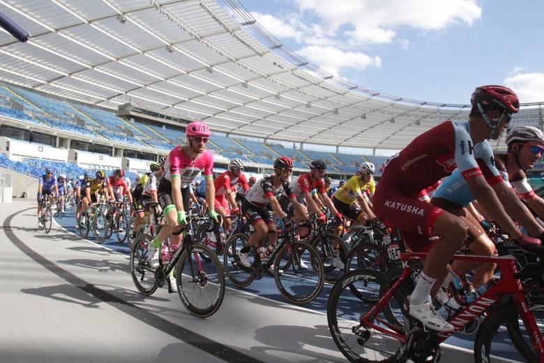 Tour de Pologne po raz drugi zagości na Stadionie Śląskim. Przed rokiem też był tu start jednego z etapów