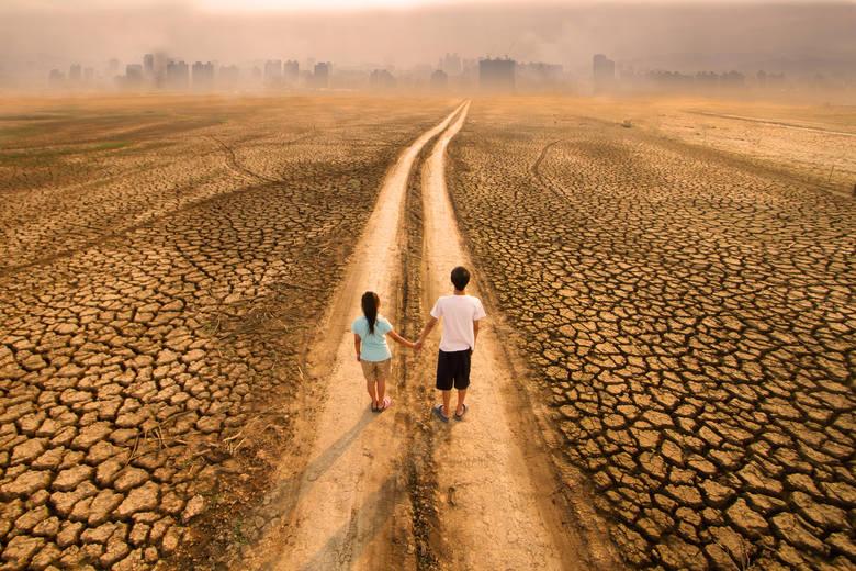 Przerażające prognozy zmian klimatycznych. Czarne scenariusze dla Polski i świata to wcale nie tak odległa przyszłość