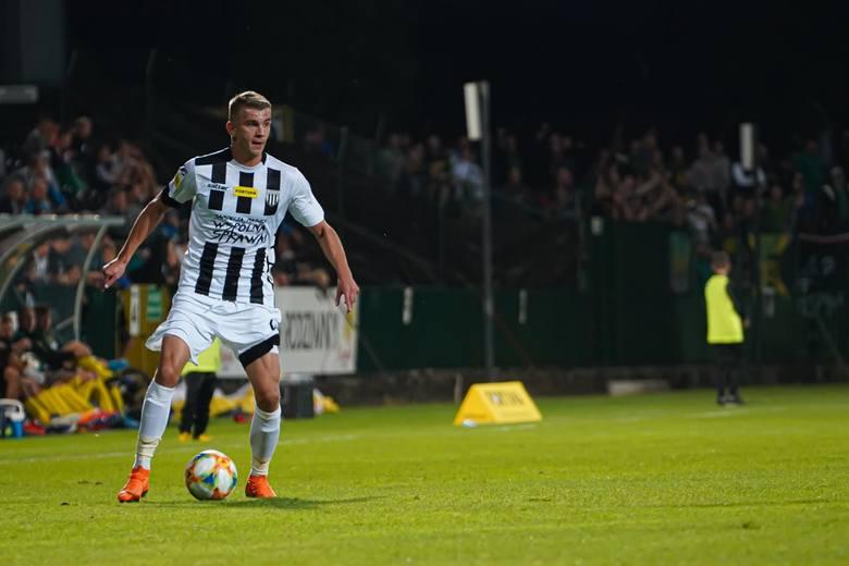 ADRIAN DANEK (Sandecja Nowy Sącz)Wrócił do swojego piłkarskiego domu, na początku I-ligowego sezonu grał sporo, jednak w połowie września sytuacja się