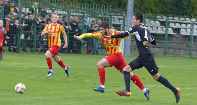 W meczu kontrolnym trzecioligowa Korona II Kielce przegrała na wyjeździe ze Zniczem Pruszków 2:4. Bramki zdobyli Uros Djuranović i Jakub Górski. Oprócz