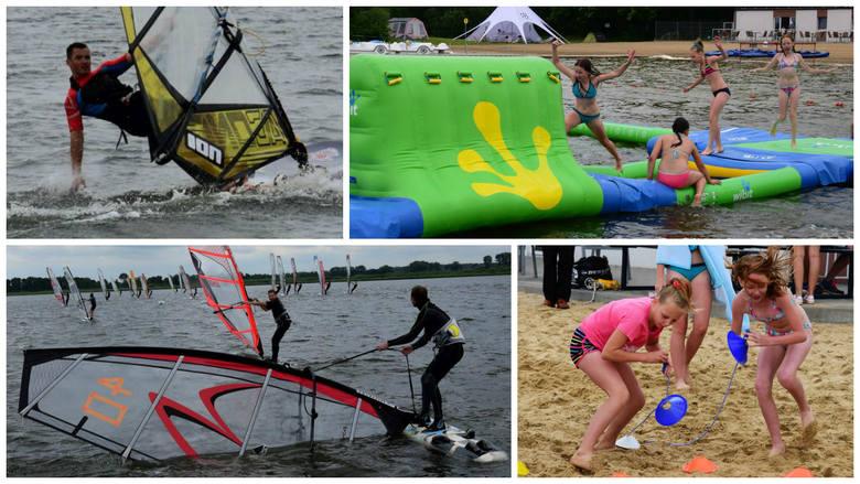 Kapryśna pogoda nie popsuła planów organizatorom. W sobotę nastąpiło wielkie otwarcie sezonu letniego w Wiecanowie. Na przybyłych czekało mnóstwo atrakcji.