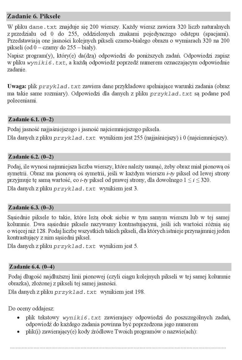 Matura 2017 Informatyka Odpowiedzi Cke Arkusz