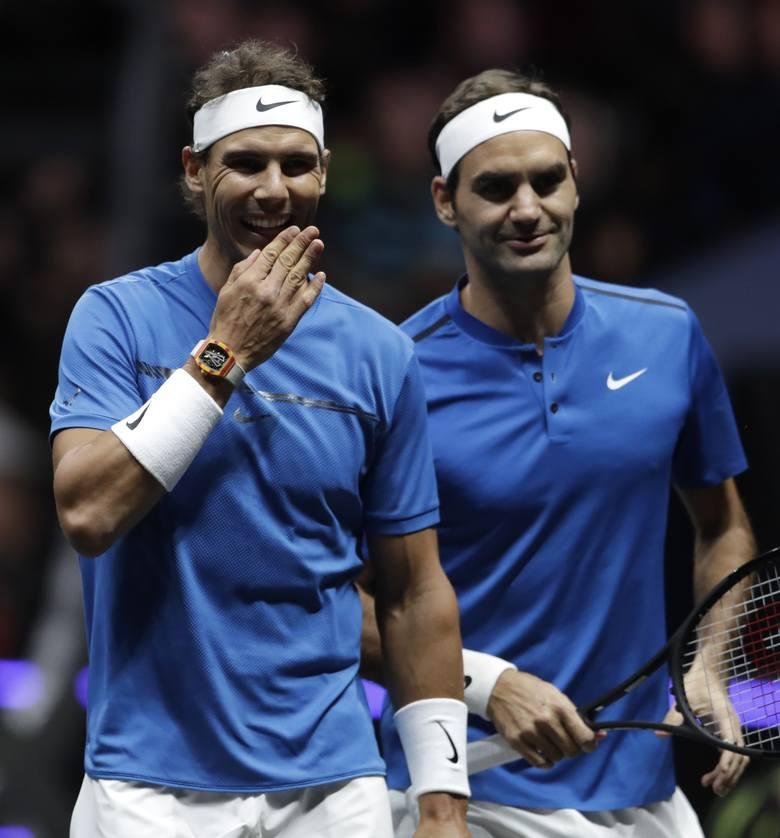 Tenis: Wszyscy liczą na finał Federera z Nadalem