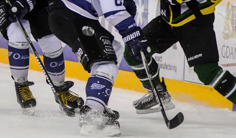 UKH Dębica dwukrotnie gorsze od Hokeja Poznań w 1 lidze hokeja