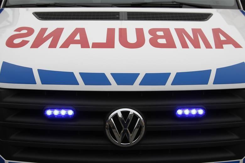 Mieszkaniec Zamościa zaatakował ratowników medycznych. 38-latek był pijany