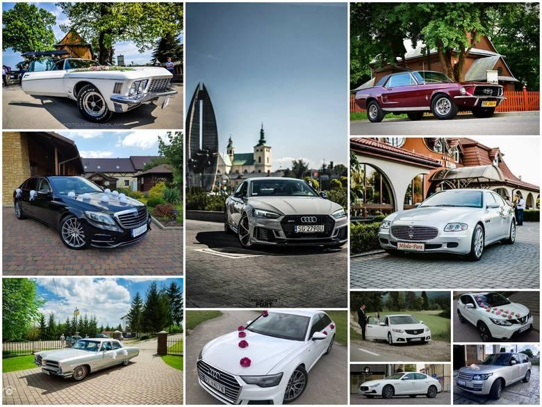 Zobacz najpiękniejsze samochody do ślubu na Podkarpaciu