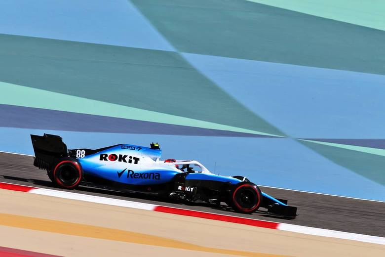 Robert Kubica drugi wyścig z rzędu był ostatnim sklasyfikowanym kierowcą.