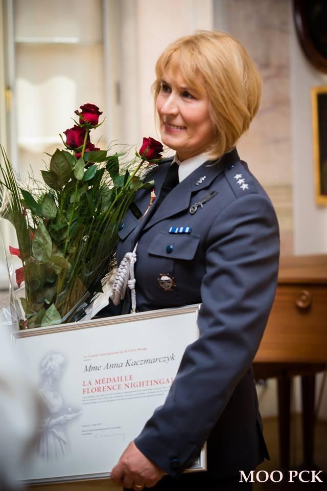 Kraków. Anna Kaczmarczyk - pielęgniarka na medal! [ZDJĘCIA]