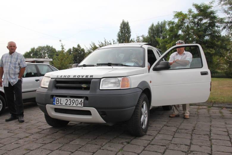 Giełda samochodowa w Ostrołęce - ceny, zdjęcia