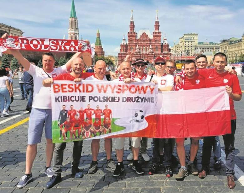 Kibice z Polski