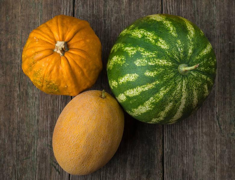 Rośliny dyniowate kojarzą się przede wszystkim z tytułową dynią, podczas gdy w skład tej rodziny wchodzą też inne przepyszne warzywa, a także owoce!