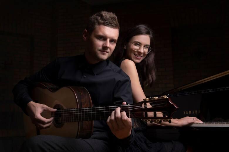 Walicki-Popiołek Duo zagra w Dworze Artusa