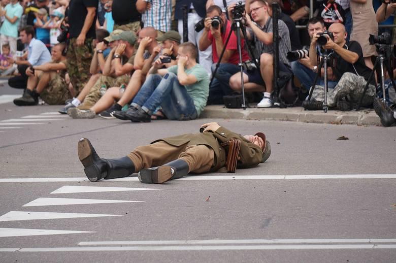 Pierwsza w historii rekonstrukcja Bitwy Białostockiej 1920 z 2016 roku