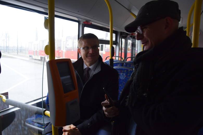 Miasto w sumie zakupiło 12 autobusów za kwotę ponad 14 milionów zł