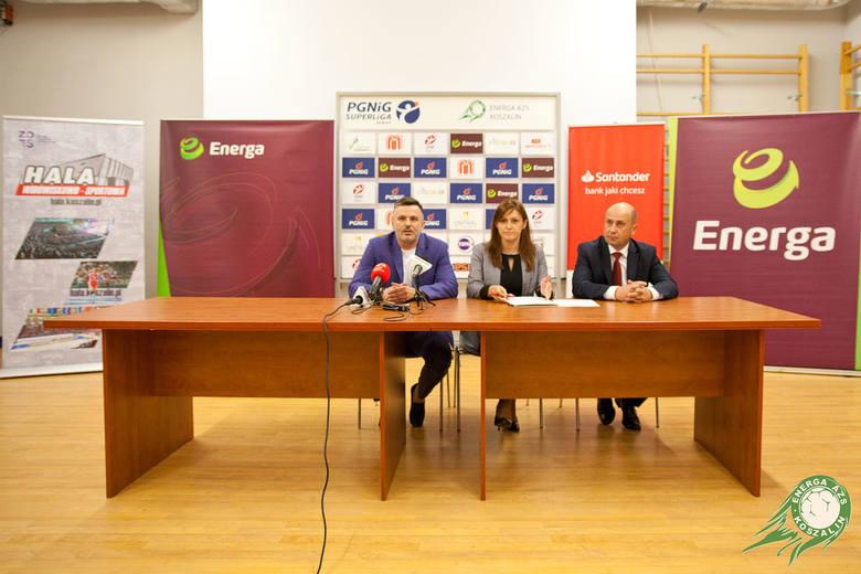 """Energa Politechnika Koszalin w """"Banku Młodych Mistrzów Sportu"""""""
