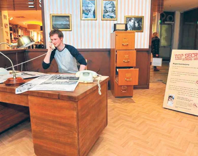 Top Secret! Odkryj ściśle tajny świat agentów w Galerii Łódzkiej