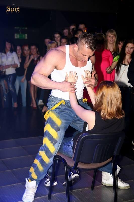 """We sobotę 5 marca w katowickim klubie Spiż odbyła się impreza """"Noc Kobiet"""". Zobacz kolejne zdjęcie>>>CZY ZNASZ"""