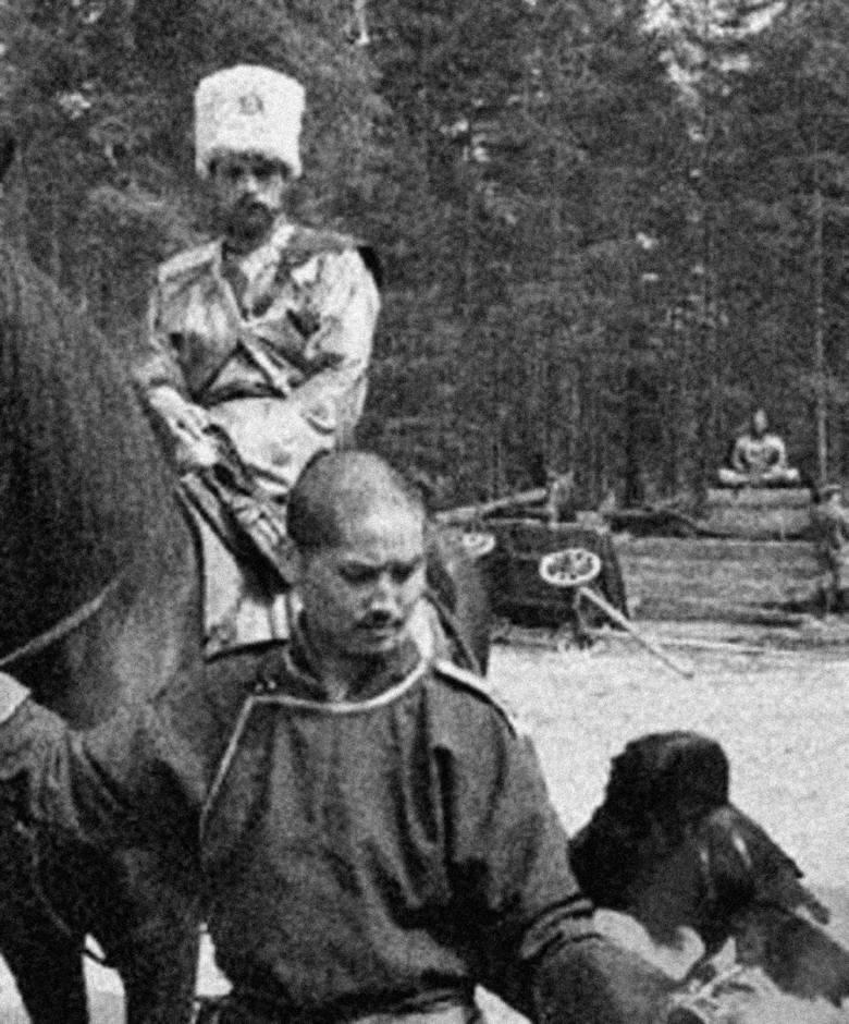 Kozacy podczas rosyjskiej wojny domowej