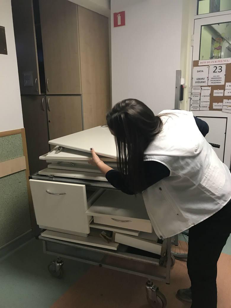 Szpital od kuchni musi świetnie wyglądać, czyli nasza akcja charytatywna!