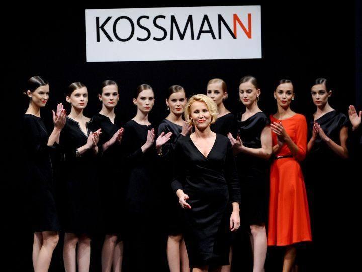 To jest w modzie! Pokaz kolekcji jesień/zima 2013/2014 marki Kossmann (zdjęcia)