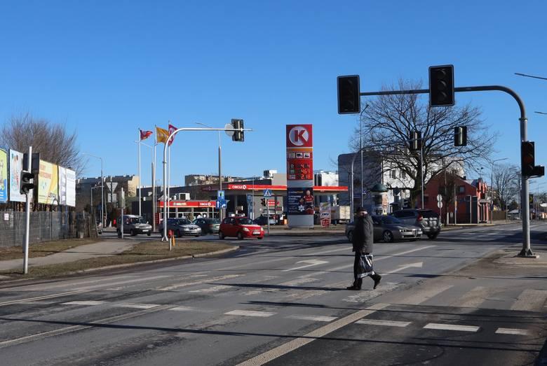 Sygnalizacja na skrzyżowaniu ulic Struga i Zbrowskiego nie działa, jest niebezpiecznie.