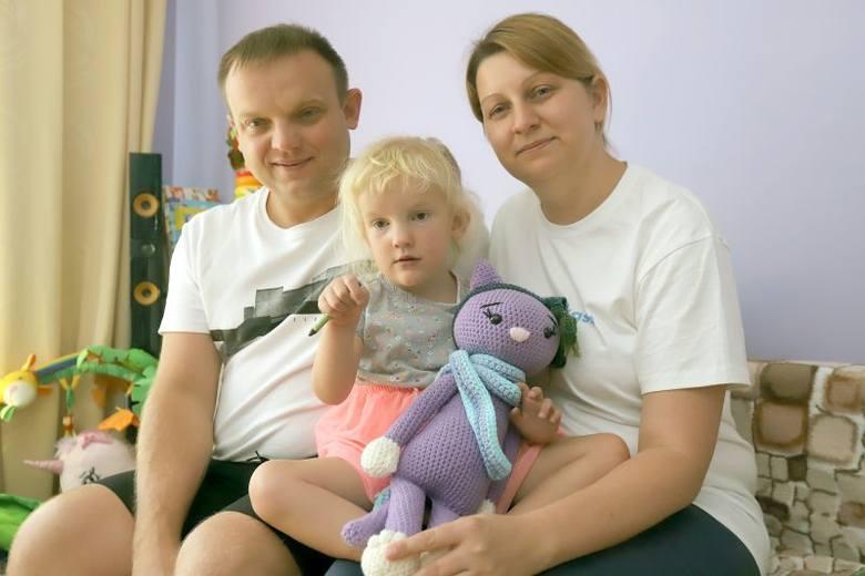 Kasia leci na operacje ratującą życie do USA! Zebrano prawie 5 mln zł