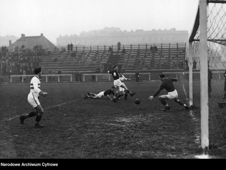 Stadion Polonii Warszawa w latach 1937-39