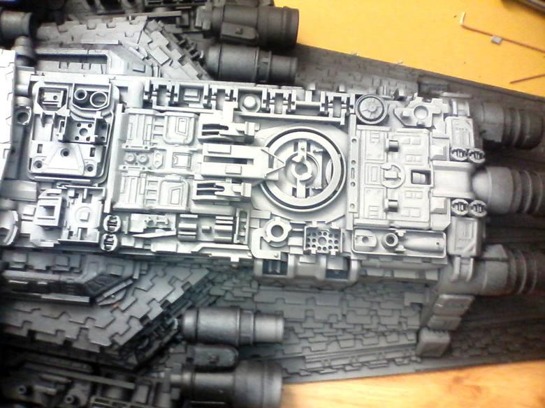 """Pasjonat """"Gwiezdnych wojen"""" buduje imperium. Z papieru"""