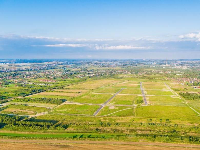 Park technologiczny Rzeszów-Dworzysko przyciąga inwestorówTereny inwestycyjne w Parku Naukowo Technologicznym Rzeszów-Dworzysko czekają na inwestora,