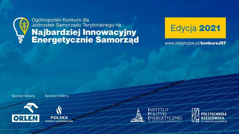 Rusza konkurs na Najbardziej Innowacyjny Energetycznie Samorząd. Dla najlepszych będą nagrody
