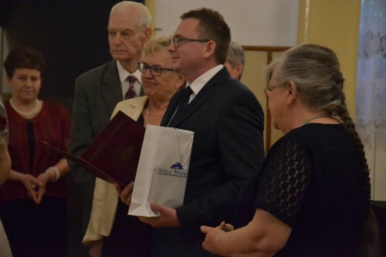 Koło Polskiego Związku Emerytów, Rencistów i Inwalidów w Skępem świętowało swoje dziesięciolecie
