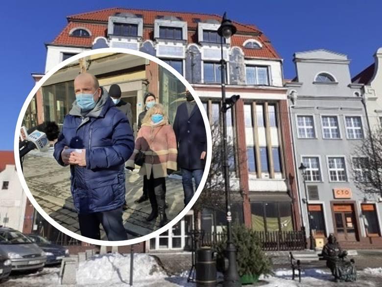 Miasto jest w trakcie zakupu dawnego Domu Towarowego Korzeniewskich, a późniejszego KEMPiK-u znajdującego się na Rynku w Grudziądzu. Co tutaj powstanie?