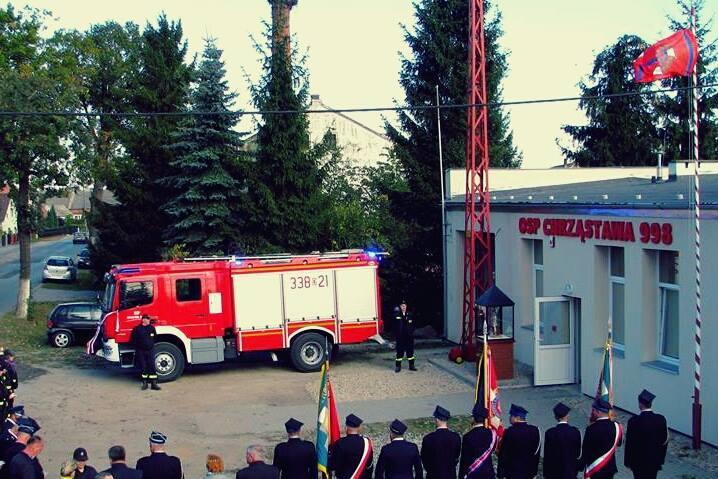 Ochotnicza Straż Pożarna w Chrząstawie Wielkiej