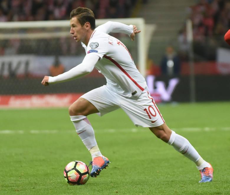 Grzegorz Krychowiak gra w PSG zdecydowanie zbyt rzadko